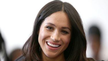Meghan, Duchess of Sussex, is a famous freckle-haver.
