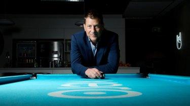 Steve Vamos, chief executive of Xero.