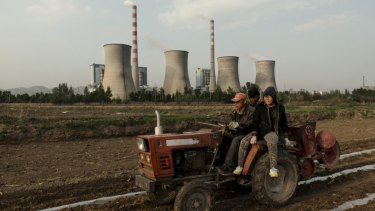 On a roll: Chinese companies are stepping up their development of coal plants outside China.