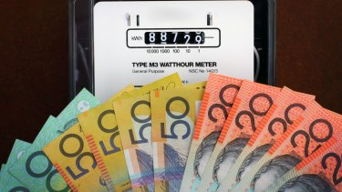 Some Australian households could be paying more than double the average power bill price.