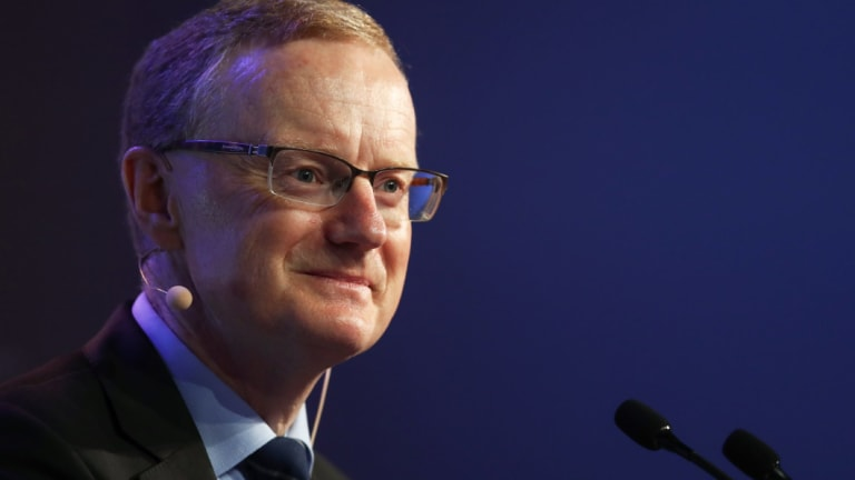 RBA governor Philip Lowe. All but three of our panel expect no move in the cash rate in the rest of 2018.