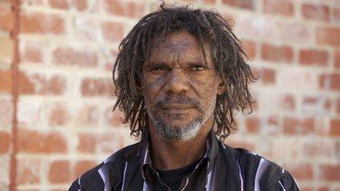 Tom Lawford, Spider, in Nicole Ma's documentary Putuparri and the Rainmakers.