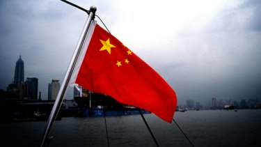 Economists are concerned by the mountain of dollar-denominated debt in China.