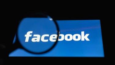 Under scrutiny from civil society: Facebook.