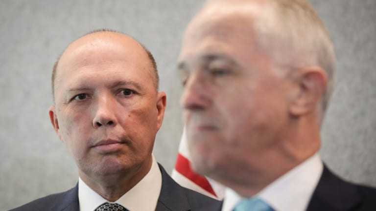 Peter Dutton might have lost more out of the leadership spill than former prime minister Malcolm Turnbull.