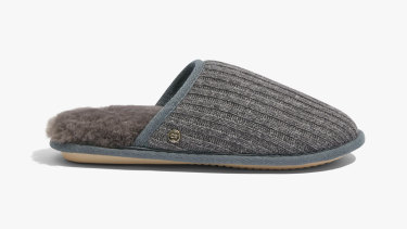 Country Road, ribbed slippers, $49.95