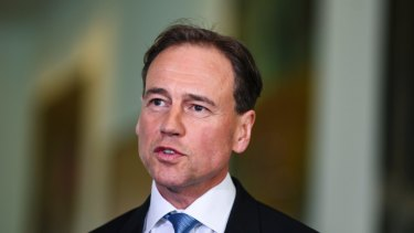 Health Minister Greg Hunt has announced another review.