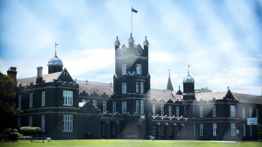 On Wednesday the court heard transactions from the accounts set up in Mr Batchelor's name were used to pay schools fees for Melbourne Grammar.