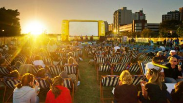Bring your dog to the Open Air Cinema
