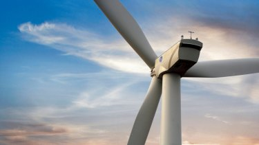 There were record levels of renewable energy in August.