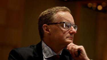RBA governor Phil Lowe has signalled that the bank is about to cut the cash rate.
