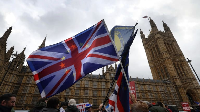 The ECJ said in its statement that Britain should suffer no penalties if it halts the Article 50 process.