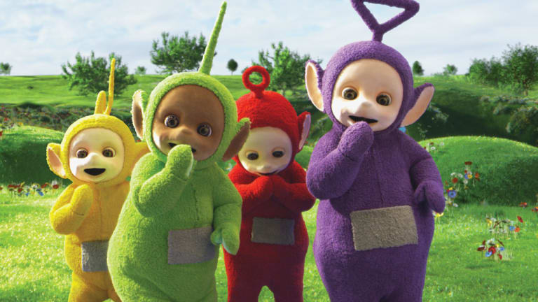 """A """"danger to toddlers"""": Teletubbies."""