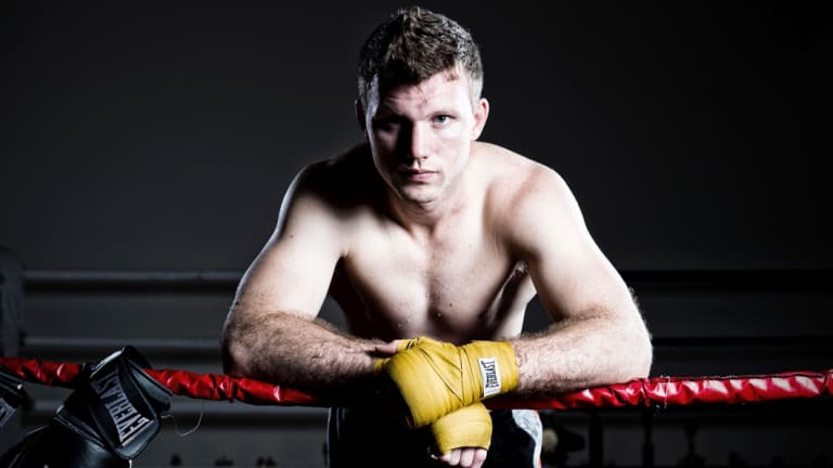 Jeff Horn is on top of the world but he isn't done yet.