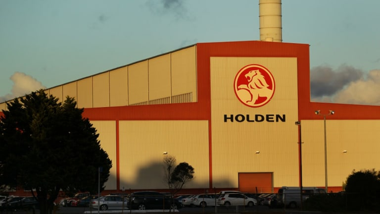 The Holden manufacturing plant at Elizabeth, Adelaide, South Australia closed in October 2017.