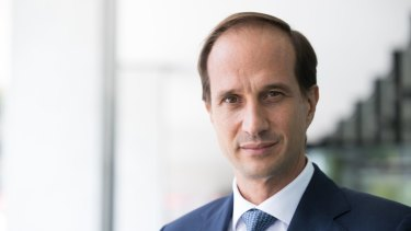 AMP's new chief executive Francesco De Ferrari has enough on his plate without the distraction of managing the effective liquidation of the group's troubled wealth protection businesses.