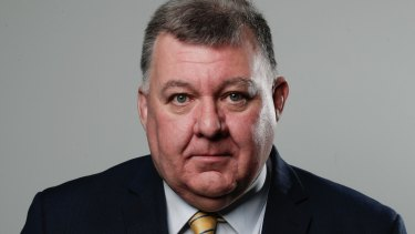 A familiar face on pay TV network Sky News: Liberal MP Craig Kelly.