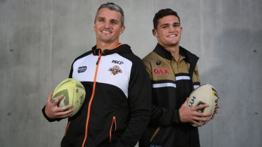 United? Ivan Cleary and his son Nathan has spoken about their desire to join forces, but where?