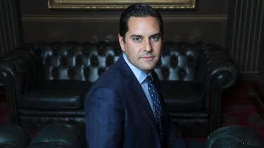 Independent State MP Alex Greenwich says Mr Maguire has no business on the cross bench.