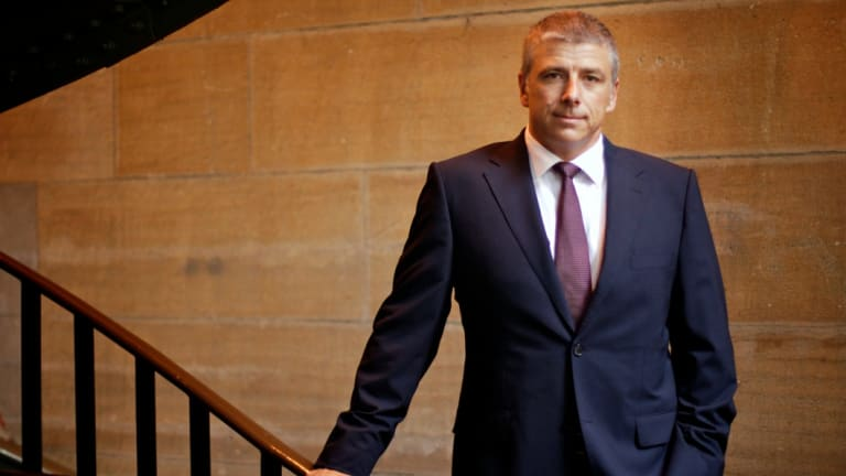 7-Eleven chief executive Angus McKay said he wants his actions to speak louder than his words.