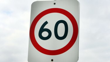 The number of deaths rises with the speed limit.