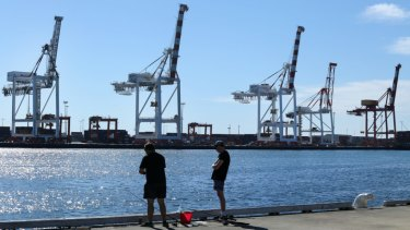 Fremantle Port is currently the only container port in WA. It is also among the most efficient in the country, and those arguing to keep container trade at the port say it will be many years before it hits capacity.