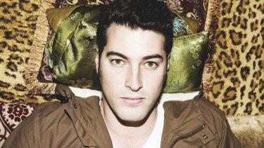 Musician Hayden James.