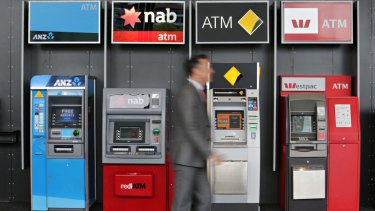 Declining use of cash and the end of ATM fees is causing more  cash machines to be removed.
