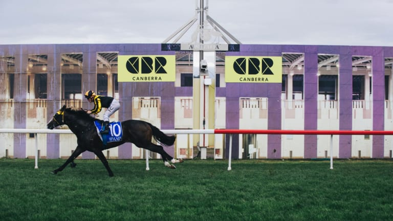 Canberra racing is set for a changing of the guard.