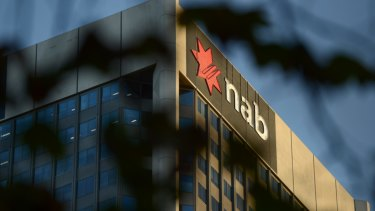 A senior figure at NAB was concerned about a payment for a holiday to Iran.