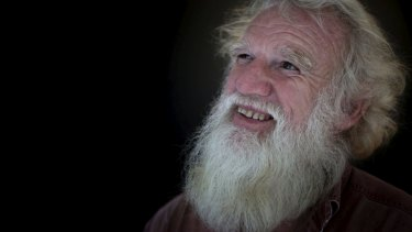 Bruce Pascoe, author of Dark Emu, early poll favourite.