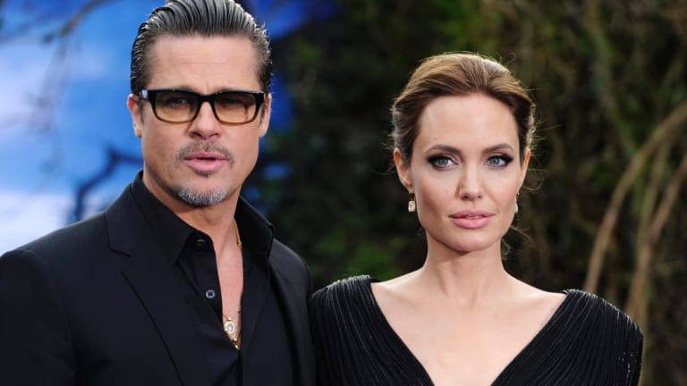Brad Pitt and Angelina Jolie have been separated since 2016.