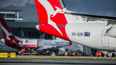 Qantas does not list Taiwan as part of China