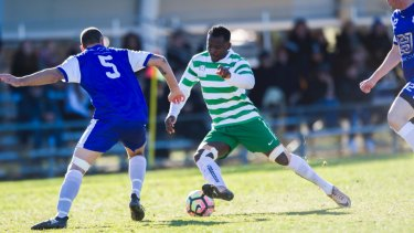 A Canberra premier league team will be relegated for the first time this season.