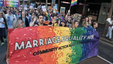 NSW had the lowest Yes vote in the same-sex marriage plebiscite of any state or territory.
