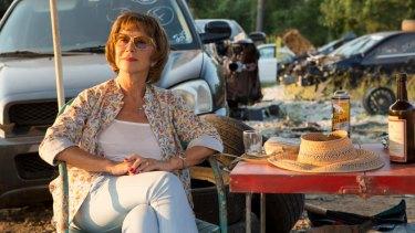 Helen Mirren plays the wife of a teacher with dementia in The Leisure Seeker.