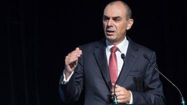 "APRA chairman Wayne Byres said banks had ""squandered"" their reputations."