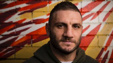 Favourite son ... The Wests Tigers are facing sanction over a post-career deal with Robbie Farah.