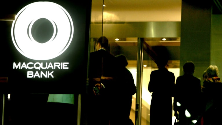 """McLaughlin said she was made a pariah in Macquarie Bank's """"mostly male, Aussie-dominated rough and sexist trading floor environment""""."""