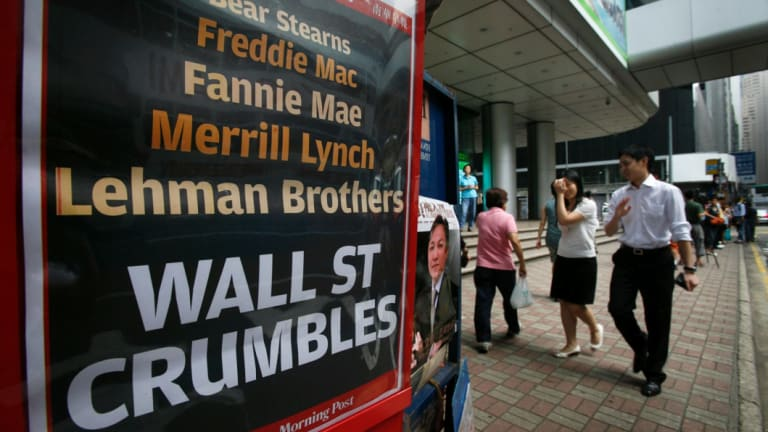 Image result for lehman brothers goldman sachs