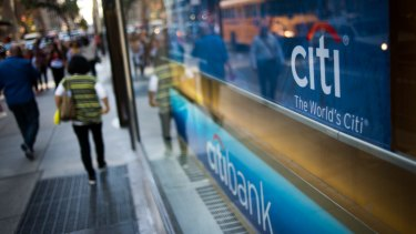 The funds in the Citigroup bank account had been frozen by the ATO.