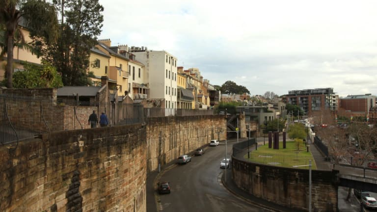 Nearly 300 government-owned properties around Millers Point have been sold by the government.