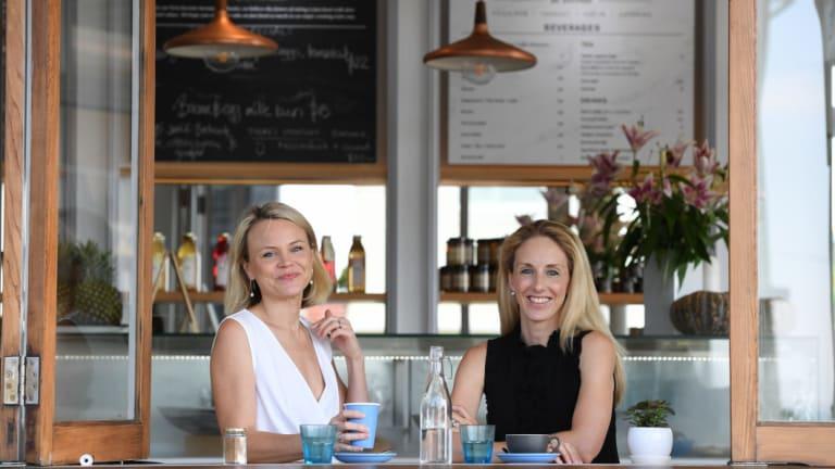 Stephanie Reuss and Victoria Stuart are the founders of Beam Australia.