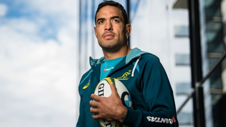 Rory Arnold: The Wallabies' new 'Ice Man'?
