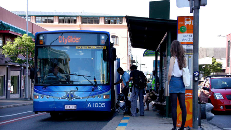 Brisbane City Council contacted more than 6000 households asking them to help convince the state government the inner-city riverside suburbs needed a second high-frequency bus route.