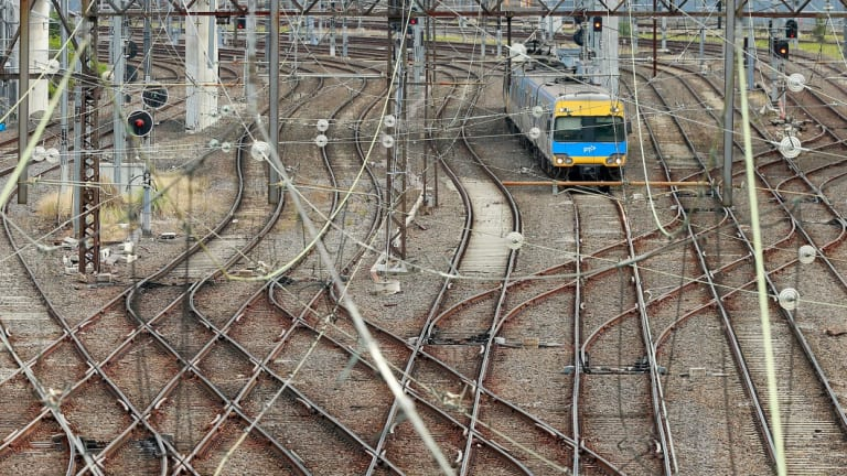 Rail users want more regular train services.