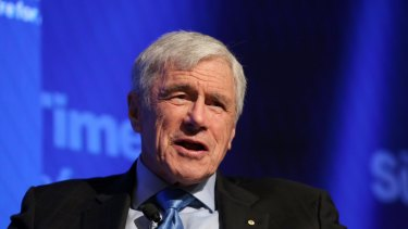 "Kerry Stokes assured investors he was ""watching the till"" after scandals rocked his broadcaster Seven West Media."