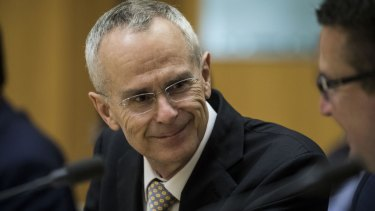 ACCC chairman Rod Sims says its relationship with the FBI has deepened in recent years.