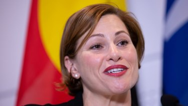 Deputy Premier Jackie Trad has welcomed the latest Deloitte report.