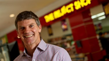 Reject Shop chief Ross Sudano is leaving the company.